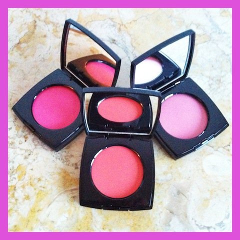 Beauty Airlines Blush Chanel
