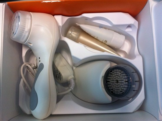 Beauty Airlines Clarisonic