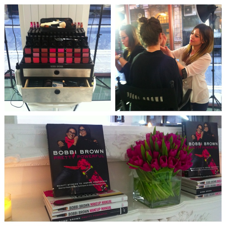Beauty Airlines Bobbi Brown London
