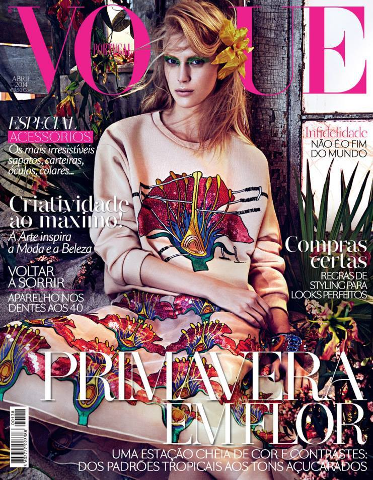 Capa Vogue Abril 14