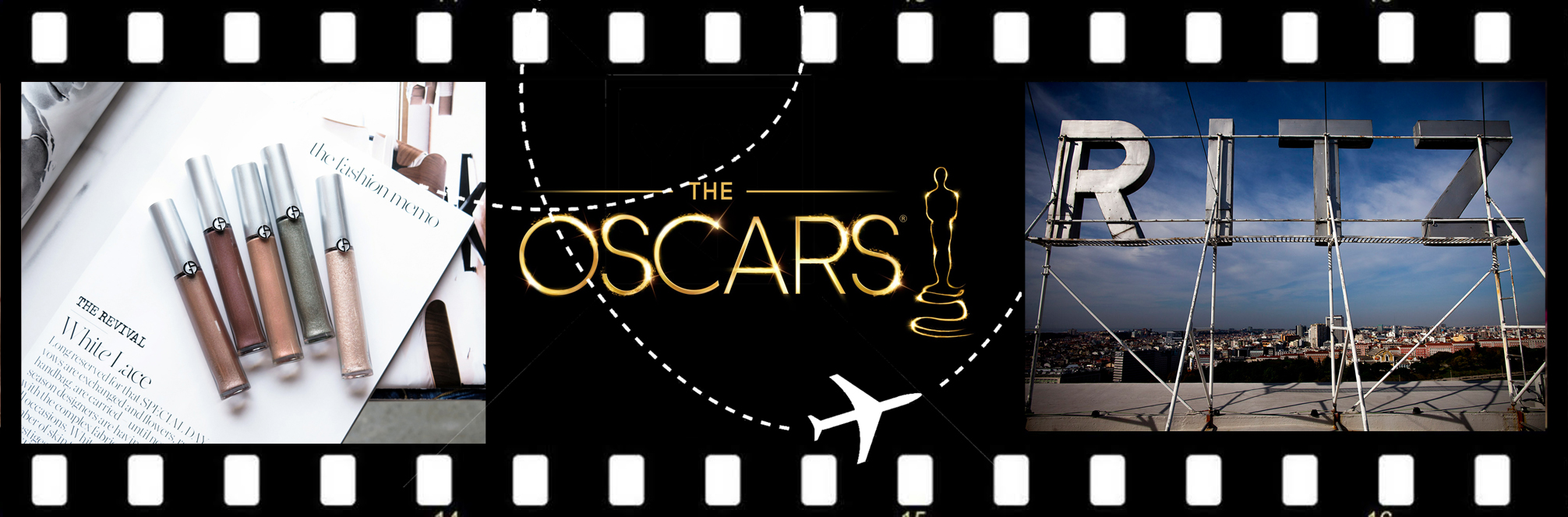 Beauty Airlines Oscars at the Ritz