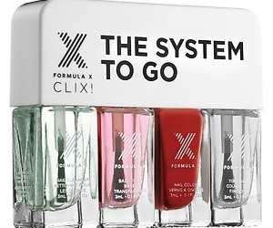 O kit da Formula X Beauty to Go