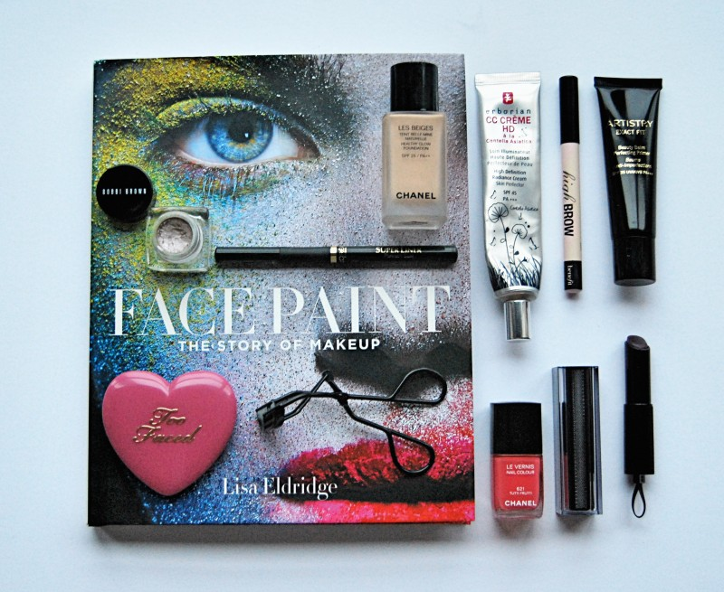 Face Paint - The Story of Make-up by Lisa Eldridge