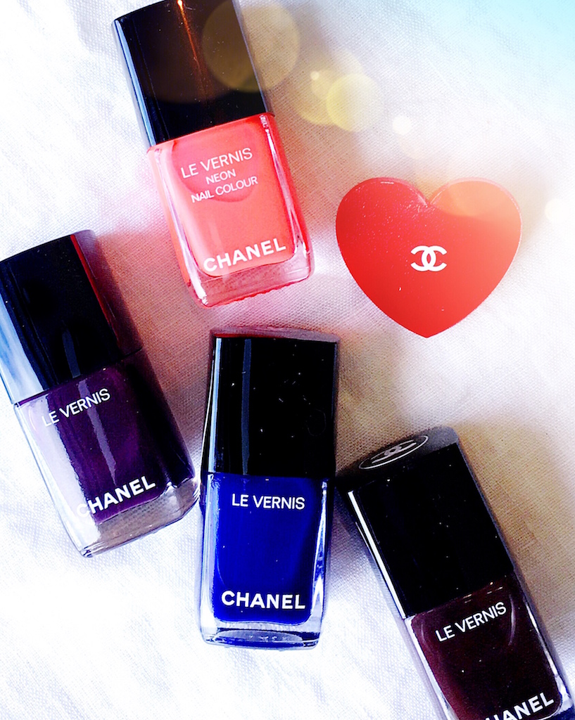 CHANEL_Le Vernis Rouge Coco